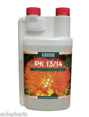 CANNA PK 13/14 250ml, ESTIMULADOR POTENCIADOR FLORACION,ABONO FERTILIZANTE,Grow