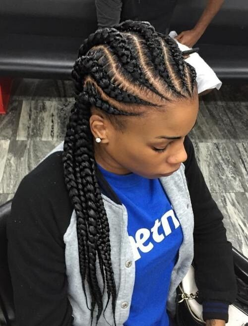 Braids Weave Cornrows Crochet Braids Faux Locs Pick Drop Etc