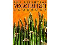 The Essential Vegetarian Cookbook (Hardback Version)