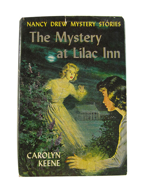mystery at lilac inn book report The mystery at lilac inn (nancy drew book nancy finds herself in danger when she tries to solve the mystery of an old inn nancy, the employees at the lilac.