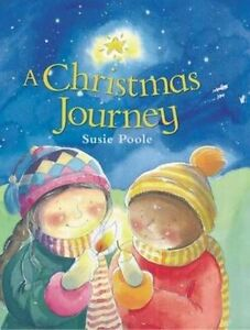 A Christmas Journey, New, Poole, Susie Book