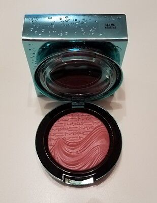 MAC Sea Me, Hear Me Extra Dimension Blush Alluring Aquatic Collection New in Box](Mtf Makeup)