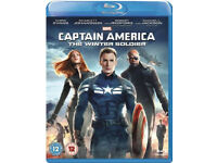 Superhero BLU-RAY films