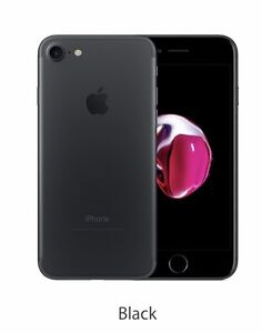 Iphone 7 Black 32 GB from Apple Store