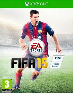 FIFA 15 (Xbox One) Garantie & morgen in huis!