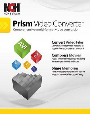 Prism Plus Video Converter convert AVI MPG4 for Windows Avi Mpg Converter