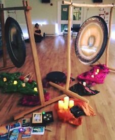 Gentle Yoga & Gong Relaxation Evening Thu 16 Nov 630pm Christchurch Rowing Club