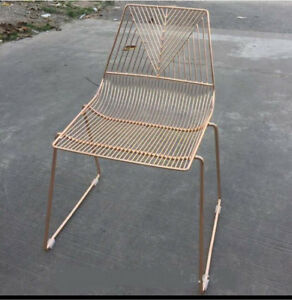 Gold Wire Chairs- Hire Landsdale Wanneroo Area Preview