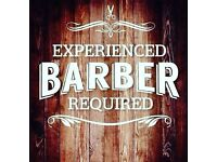 Experienced Barbers required to join our busy team !