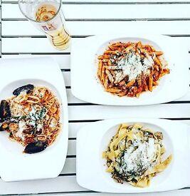 Chef for Italian Restaurant