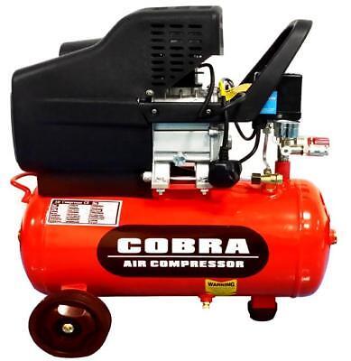 TopQuality Air Tools 24L Liter Air Compressor 9.6CFM 2.5HP 115PSI Powerful 8 Bar