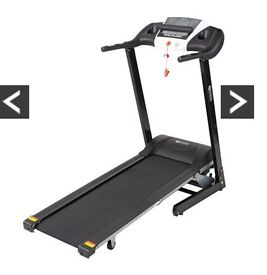 Dynamix Motorised Treadmill with Power Incline
