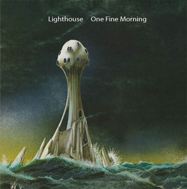LIGHTHOUSE - One Fine Morning. New CD + sealed ** NEW **
