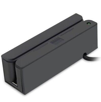 Magstripe Swiper 3 Tracks Programmable Usb Magnetic Stripe Credit Card Reader