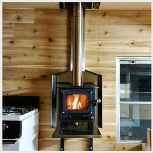Looking for small wood burning stove.