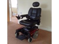 Pronto M61 Power chair with superstep
