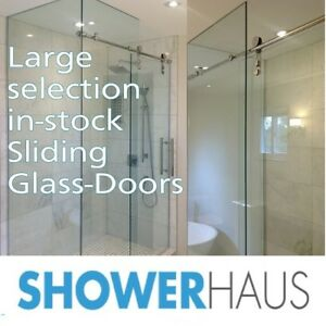 Sliding glass shower doors, Shower enclosure, $ 779.00Frameles