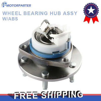 Bearing Assembly of Front Wheel Hub Fit Chevy Cadillac Buick W/ ABS 5 Lug 513121