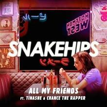 2 x Snakehips Tickets Melbourne 24th July 2016 *PAYPAL* Melbourne CBD Melbourne City Preview