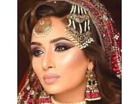 Asian Bridal Makeup| Hair| Henna Artist
