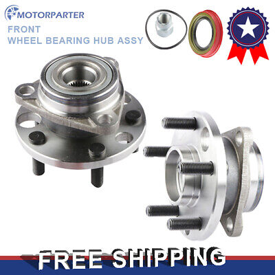2PCS Front Wheel Hub Bearing Assembly For Left and Right 513017K WE60701 7466908