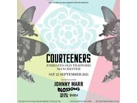 Courteeners Blossoms ticket today