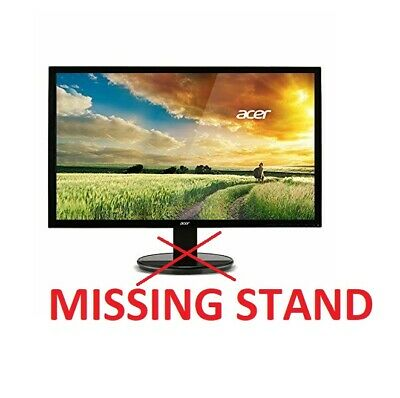 "Acer 21.5"" LED LCD Monitor 60hz (K222HQL) [MISSING STAND]™"