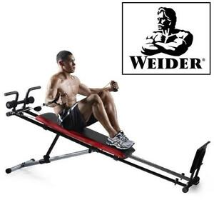 NEW WEIDER ULTIMATE BODY WORKS WEBE15911 201999622 WORK OUT MACHINE FITNESS EXERCISE EQUIPMENT GYM WORKOUT