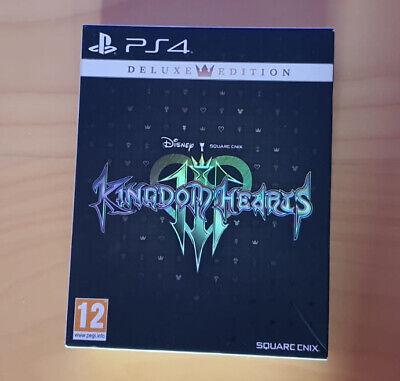 Kingdom Hearts III Deluxe Edition - PS4