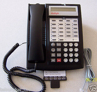 2 Pack - Partner 18d Telephone For Lucent Avaya Partner Acs Phone System