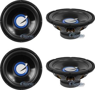 """4) Planet Audio TQ12S 12"""" 6000W RMS Car Audio Power Stereo Subwoofers Package comprar usado  Enviando para Brazil"""
