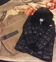 MENS QUILTED DOWN MONCLER RYAN JACKET! (Size 3)