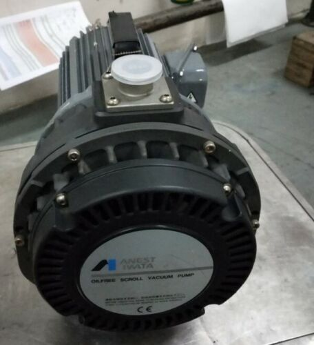 Anest  Iwata  ISP-250B Dry Scroll Vacuum Pump with 3 month warranty