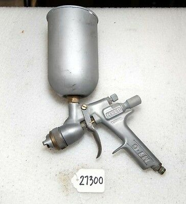 Binks Hvlp Spray Gun Model M1-g Inv.27300