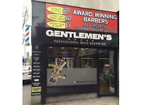 Experienced barbers required