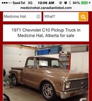 Wanted - chevrolet stepside Shortbox