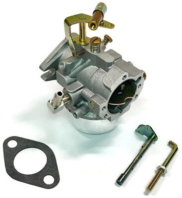 Carburetor with 2-Choke Shafts and governor ball K241 K301 10 HP 12 HP NEW -