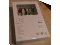 LG Bang & Olufsen H3 In-Ear Headphones by B&O Play (LG G5 Special Edition)