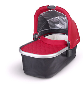 Uppa baby bassinet in Red