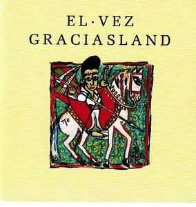 El-Vez-Graciasland-Sympathy-for-the-Recording-Industry-CD-Latin-Elvis