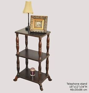 Telephone stand,Corner shelf, Coffee table,Side table,new , box