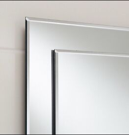 Modern and stylish Bathroom mirror with humidity resistance and