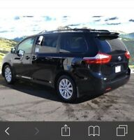 Montreal to Toronto by new minivan with A/C