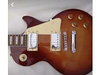 Gibson Copy Rockburn 6 string electric guitar