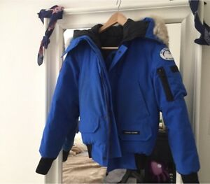 Authentic Canada Goose Youth Medium - fits XS ADULT