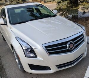 2014 Cadillac ATS AWD Luxury Trim 2.0L Turbo *PRICE DROP