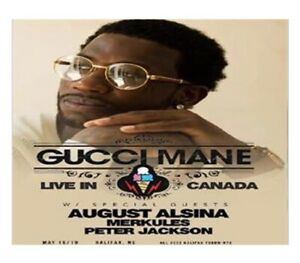 23d6f362e91 2 second row floor seats Gucci