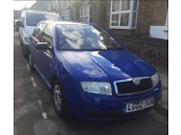 Excellent Skoda Fabia, One owner from new, Low mileage, Full service history, Quick Sale!