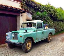 Wanted: Land Rover series 2 ute or swb Ashgrove Brisbane North West Preview