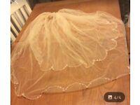 Wedding veil